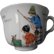 Vintage Royal Doulton Child's Cup