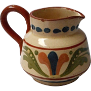 Vintage Allervale Devon Motto Ware Creamer
