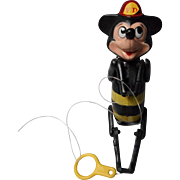 """Vintage Climbing """"Mickey Mouse"""" Toy"""