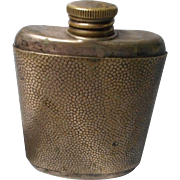Vintage Silver-plate Flask