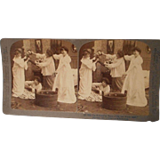 Vintage Stereo Scopic Photo by Underwood & Underwood