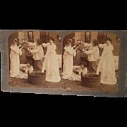 Vintage Stereo Scopic Photo by Underwood & Underwood