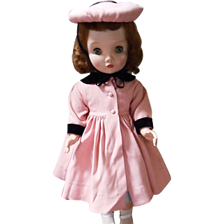 Rare 24 inch Cissy Face, Binnie Walker by Madame Alexander Doll