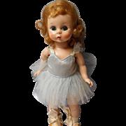 Vintage Madame Alexander Kin Ballerina