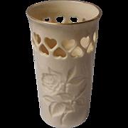 Vintage Lenox Heart Vase