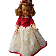 Vintage Vinyl Shirley Temple by Ideal