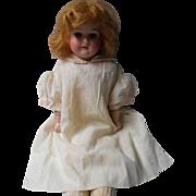 Antique 22 inch Armand Marseille 370 Bisque Doll