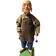 Early Century Chinese Composition Doll