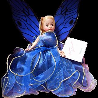 "Vintage 10"" Madame Alexander ""Blue Fairie"""