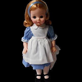 """Vintage Madame Alexander 14""""  """"Alice"""" in original box 1966"""