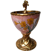 Musical Porcelain Egg by House of Faberge