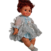 Vintage Ideal Baby Crissy in Original Outfit