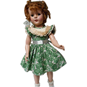 "Vintage Hard Plastic ""Sweet Sue"" Doll"