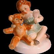 "Rare Royal Doulton ""My Teddy"" HN2177"