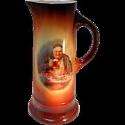 "Vintage Warwick Friar Monk 12.5"" Tankard"