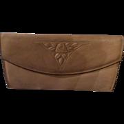 Vintage Rolf's Ladies Wallet, Cowhide