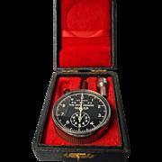 WW2 Jaeger Tachometer Disc Speed Indicator