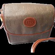 Wonderful Vintage Gucci Structured Handbag