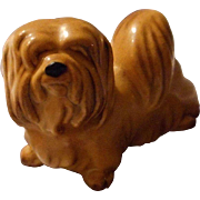 Miniature 1.5 inch Pekinese Marked
