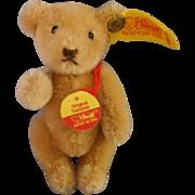 Steiff 3.75 inch Mohair Club Bear