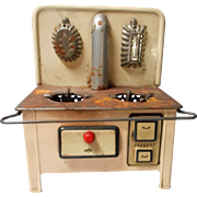 Tin Toy Stove, US Zone, Germany