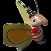 Goebel Porcelain Comic Butterfly
