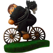 Vintage German Folk Art Chimney Sweep
