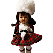 8 Inch Muffie Doll by Nancy Ann Storybook