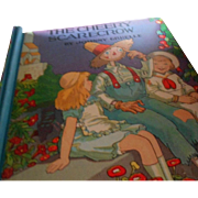 """1929 Johnny Gruelle """" The Cheery Scarecrow"""" Hardcover Book"""