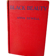 """Early Wartime Edition of """"Black Beauty"""" by Anna Sewell"""