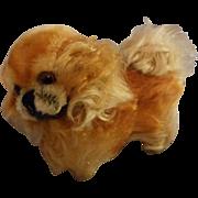 Vintage Steiff Pekinese Dog