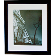Eiffel Tower Photograph - Interesting Angle