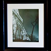 Eiffel Tower Photograph - Interesting Angle