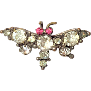 Doll size insect pin