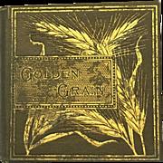 "Miniature devotional book ""Golden Grain"""