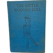 The Little Wooden Doll by Margery Williams Bianco, first edition
