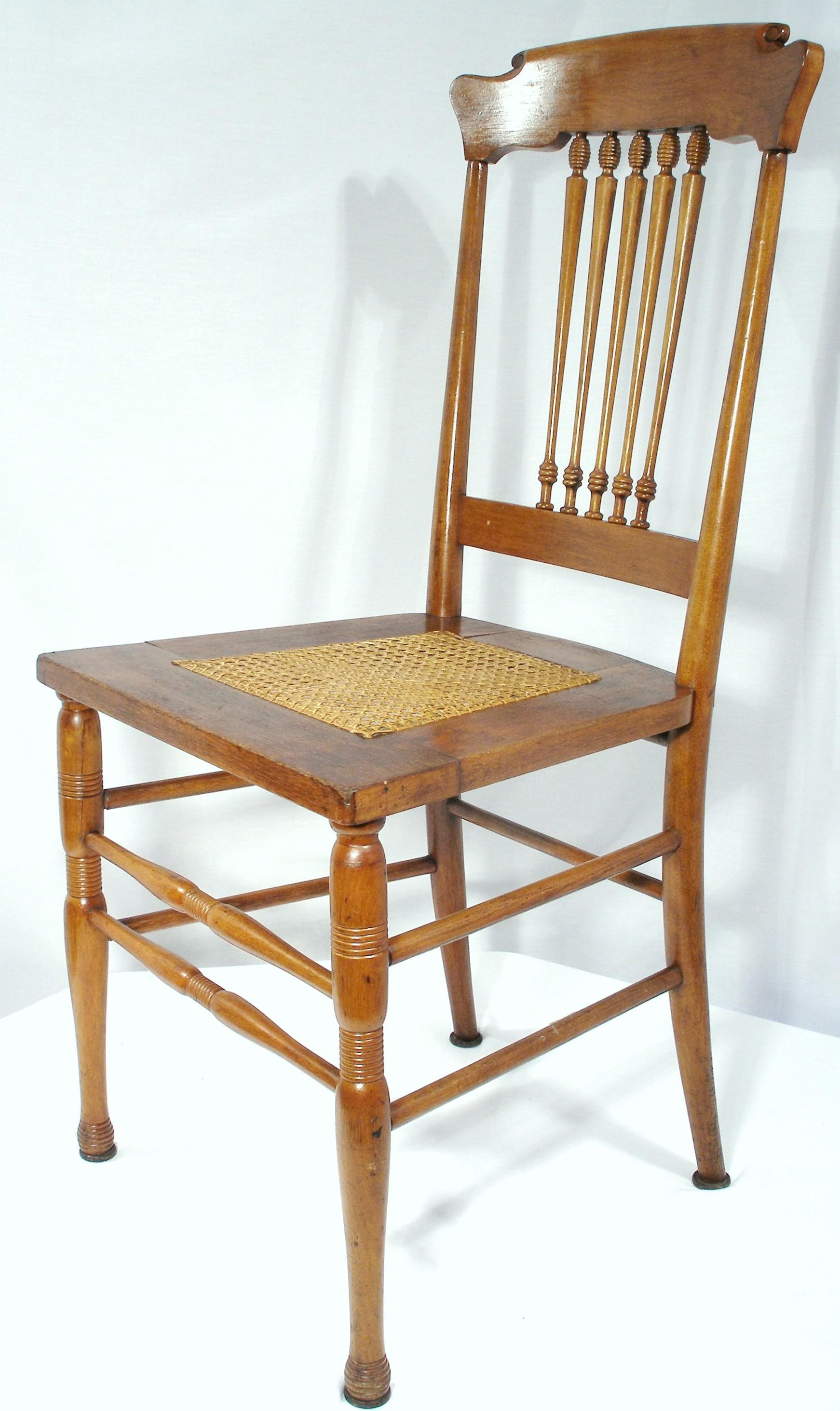 Antique Cane Chair Styles - Roll over large image to magnify click large image to zoom