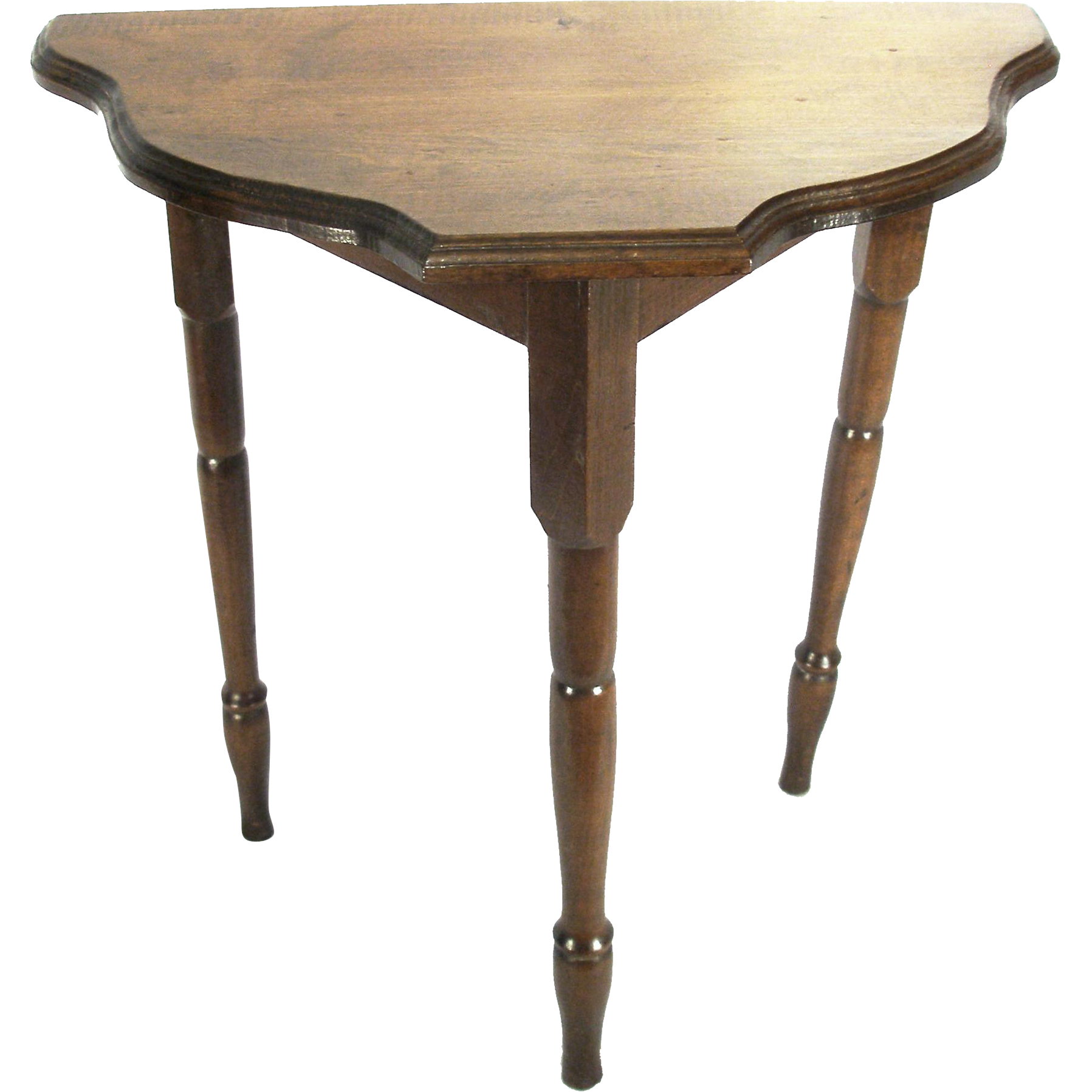 Victorian Foyer Table : Antique victorian oak wood arts crafts wall entry foyer