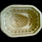 RA24, Old Minton Dessert Mold, Pineapple Pattern