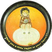 Fairy Soap Tin Tip Tray
