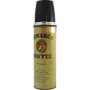 Monarch Coffee Thermos