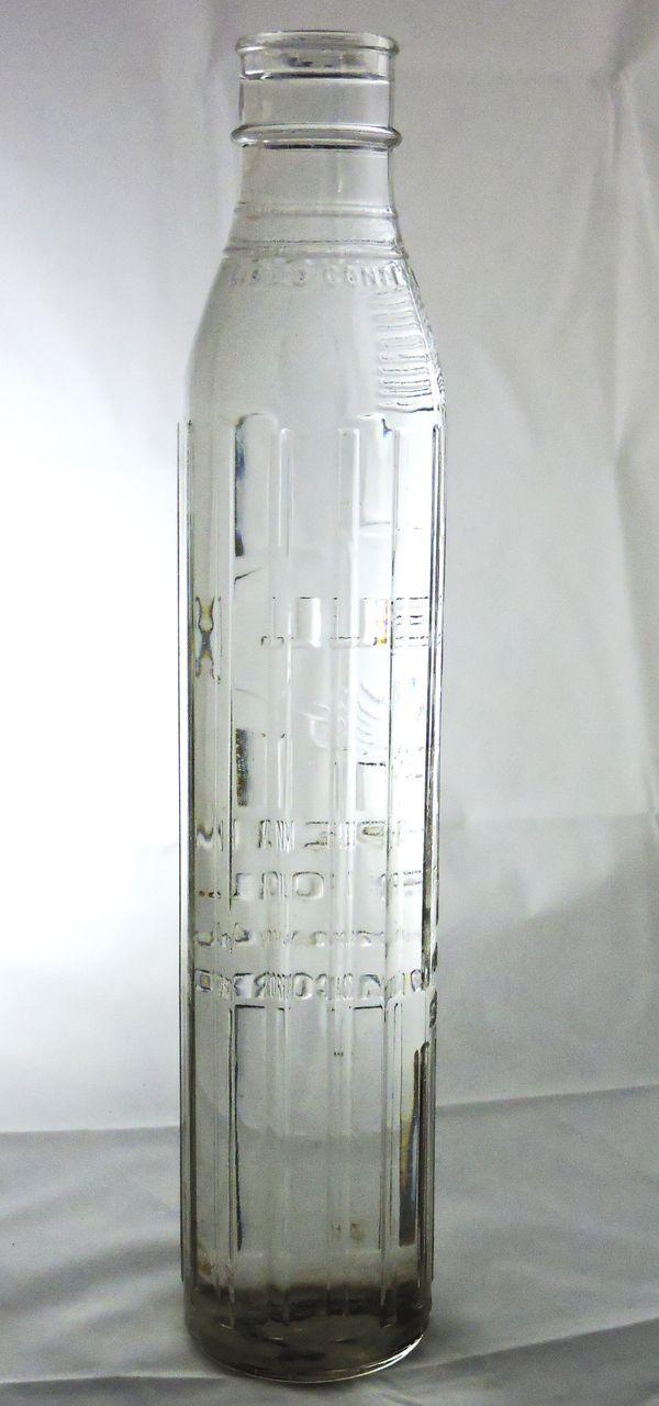 Shell Penn Glass Motor Oil Bottle 1 Liter Sold On Ruby Lane