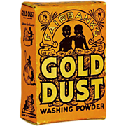 Fairbanks Gold Dust Washing Powder (Sample Box)