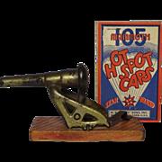 Cast Iron Toy Cap Cannon