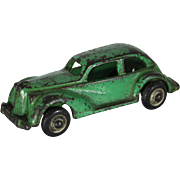 Arcade Cast Iron Sedan