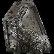 Eppelsheimer Bunny Chocolate Mold