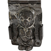 """Anton Reiche """"Little Puppy"""" Chocolate Mold"""