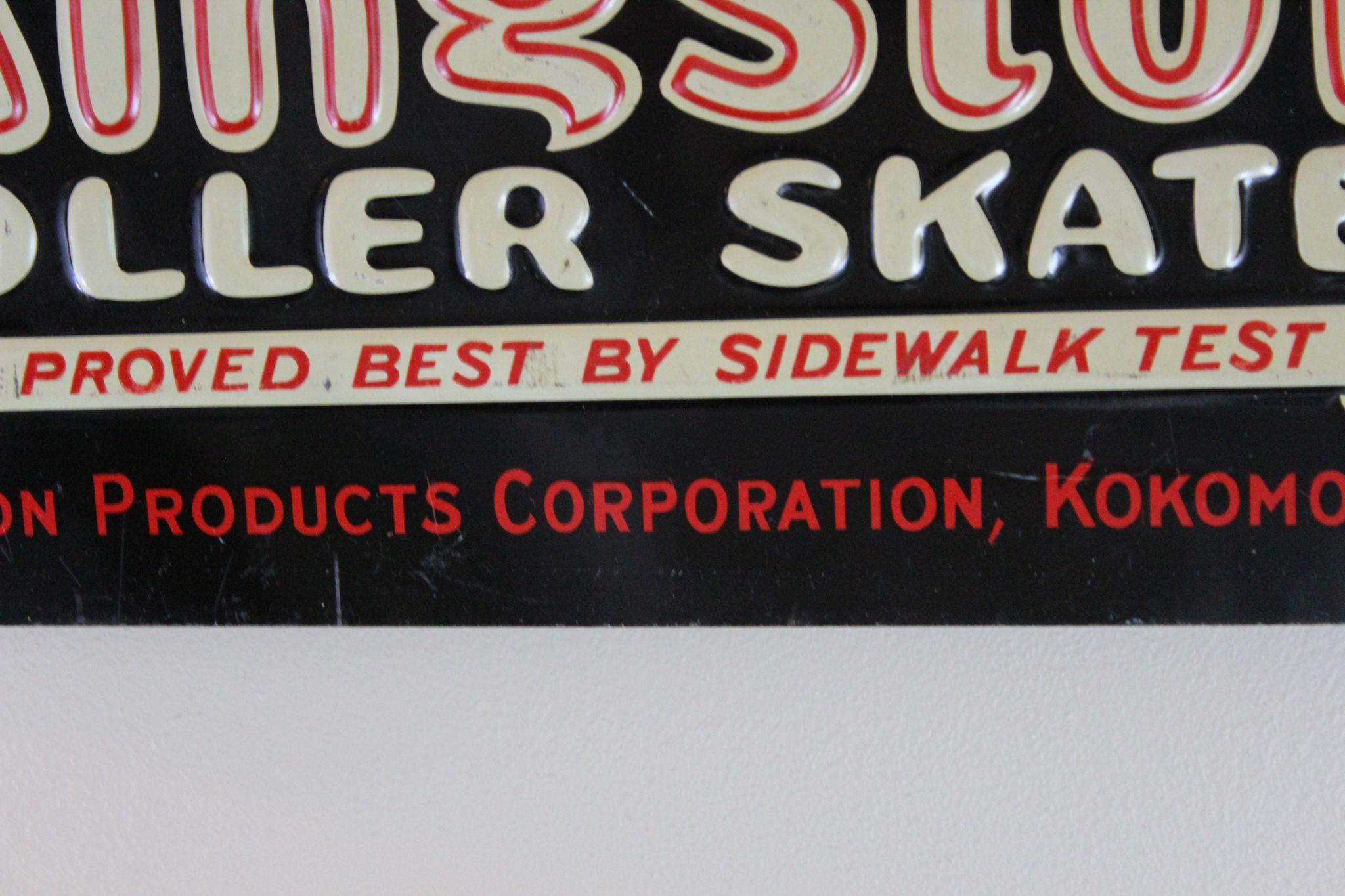 Roller skates kingston - Roll Over Large Image To Magnify Click Large Image To Zoom Change Background Expand Description Embossed Kingston Roller Skates