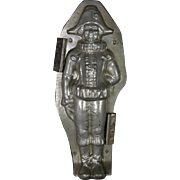 Letang Standing Jester Chocolate Mold