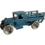 Small Arcade Ford Stake Truck